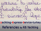 Yachting-Express-Service-Turkey Referencies